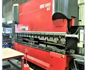 Amada HDS 1303NT 143 Ton 8-Axis CNC Down Acting Hydraulic Press Brake