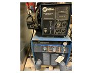 450 Amp,Miller Phoenix 456 CC/CV DC Inverter Arc,w/Miller S-60 Wire Feed,97