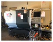 2018 Haas ST-25Y CNC Turning Center with Milling & Y-Axis