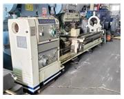 "40"" x 160"" BIRMINGHAM Gap Bed Engine Lathe, 5"" Spindle hole,"