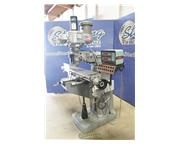 "Bridgeport # SERIES-I , 9"" x49"" table., 2 HP, 36"" X, 12"" Y, 16"" Z"
