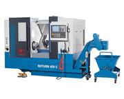 """KNUTH """"Roturn 400 C"""" CNC INCLINED BED LATHE"""