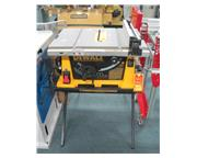 "Table Saw 10"" BT w/stnd Dewalt"