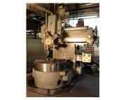 "48"" WEBSTER & BENNETT MODEL M VERTICAL TURNING & BORING MACHIN"