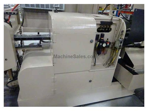"3-1/4"" MODERN MODEL 3LD AUTOMATIC TUBE CUT-OFF MACHINE"