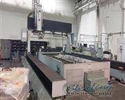 "Flow # 1-18-15 , 6-Axis low rail gantry type water jet, 240"" x 120"" x 36"" c"