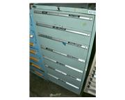 Lista International heavy duty cabinet, 7 drawer, #A2159