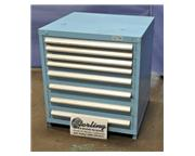 Heavy duty parts cabinet, 8 drawer, #A2794