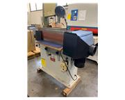"6"" x 108"" Cantek # CT108 , edge sanding machine for wood, 3150 SFPM, #10753"