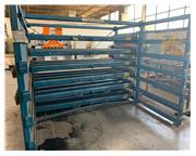 "Steel Storage System #6H-48x96R, 48"" x 96"" drawer size, 5000 lb. drawer capacity"