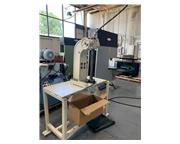 """6 Ton, Dake # 2-1/2 , arbor press, 7.75 throat, 15"""" max work diameter, 66:1 ratio, #1"""