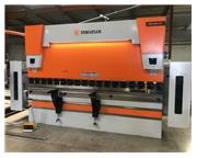 242 Ton x 12.3' Ermak Speed Bend CNC Press Brake