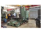 "4"" LUCAS 441B-72 TABLE TYPE HORIZONTAL BORING & MILLING MACHINE"