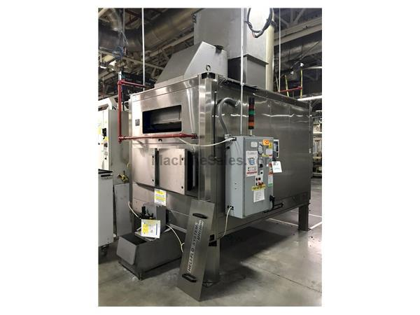 12000 cfm Helical Dynamics # MH12000 , oil/mist collector, Stainless Steel, 40 HP, 460 V., 2006, #10756