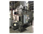 12000 cfm Helical Dynamics # MH12000 , oil/mist collector, Stainless Steel, 40 HP, 460 V.,