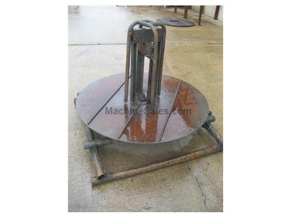 Wire Turntable 60""