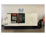 MAZAK QT NEXUS 350-II MSY CNC MULTI AXIS TURNING CENTER