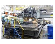 Cincinnati 5-Axis 3-Spindle CNC Gantry Mill