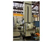 Union PCR160 Plus CNC Floor Type Horizontal Boring Mill, Ram Type