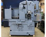 "20"" Chuck 15HP Spindle Blanchard 11-20, New 1981, Refurbished 2020 ROTARY SURFACE GRI"