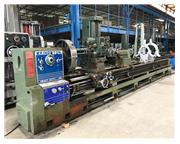 "40"" Swing 240"" Centers Kingston HR 6000 ENGINE LATHE, Inch/Metric, Taper, 4"""