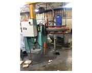 """6000Lb Cap. 30"""" Width Littell 6030 UNCOILER, Hydraulic Expansion, Loop Control"""