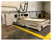 Laguna # SMART-SHOP-II , CNC router, 12 HP spindle, 6' x 12' table, 2014/15