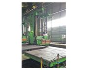 "Titan 8"" AFP200 Floor Type CNC Horizontal Boring Mill"