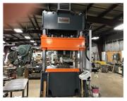 2014 Beckwood 350 Ton Hydraulic Draw Press with Cushion