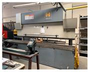 120 Ton x 10' Haco Atlantic CNC Press Brake