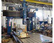 HENRI LINE GICAMILL 29 HS/5 5-Axis CNC Travelling Gantry Mill