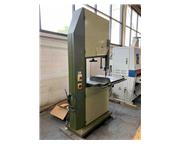 "USED MEBER 32"" VERTICAL WOODWORKING BANDSAW / RESAW, Year 1990"