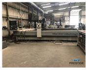 OMAX 80 x 160 CNC Abrasive Water Jet Cutting System