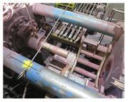 2000 Ton, WATSON STILLMAN, WATER HYDRAULIC BRASS ROD EXT PRESS (13086)