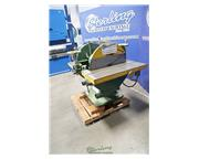 "30 Oliver # 34-DD , double disc sander, 14-1/2"" x 40"" table, 10 HP, #A6123"