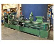 "23"" Swing 120"" Centers Timemaster S2316 ENGINE LATHE, Inch/Metric, Gap, Steady,"