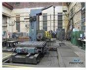 "Asquith FB 6"" Manual Floor Type Boring Mill"