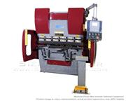 GMC 45 Ton Hydraulic Press Brake HPB-4504CNC