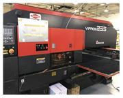 "1997 Amada Vipros255, 22 Ton, 50"" X 50"" Hydraulic Turret Punch"