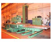 "Giddings & Lewis G60-T 6"" CNC Table Type Horizontal Boring Mill"