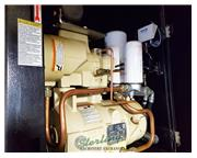 125 cfm, 150 psig, Ingersoll-rand # SSR UP6-30-150, 30 HP, 639.6 hours, #C5175
