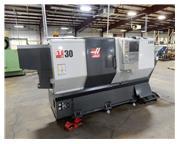 """Haas ST-30 Big Bore CNC LATHE, Haas CNC, 15"""" chk., Tailstck, Chip Conv."""