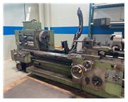 """36"""" x 120"""" Tos lathe, 7-900 RPM, 4.14"""" spindle bore, Steady Rest, (2) 3-jaw"""