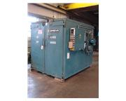 """Grieve 60"""" x 72""""H x 72""""L Walk-in Oven Gas Fired 500F"""