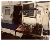 "2006 Doosan Puma 300C (4"" Bar) Fanuc 21iT-D Control"
