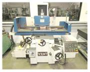 "12"" Width 24"" Length Kent NEW 2009, 3-AXIS AUTO FEEDS SURFACE GRINDER, OTW DRESS"