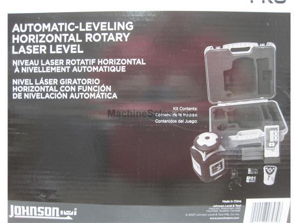 Laser Level Horizontal Rotary