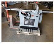 "12""-14"" Delta/Rockwell 34-350 Table saw 5hp, 3ph, dual voltage 30"