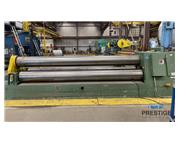 "Roundo PS-360 14' x 11/16""  3-Roll Double Pinch Plate Bending Roll"