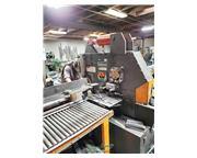 Scotchman # FI-6008-14M , 85 ton, hydraulic ironworker, #A6175